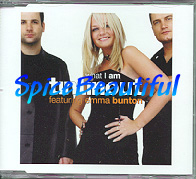 What I Am - TinTinOut featuring Emma Bunton - UK single 1999