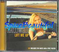 Lift Me Up - UK CD1 maxi-single