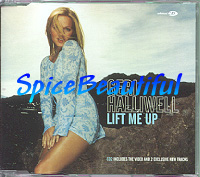 "Lift Me Up - B-sides: ""Live And Let Die"" and ""Very Slowly""- UK CD2 single"