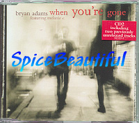 When Your Gone (Bryan Adams) - UK CD2 single 1998